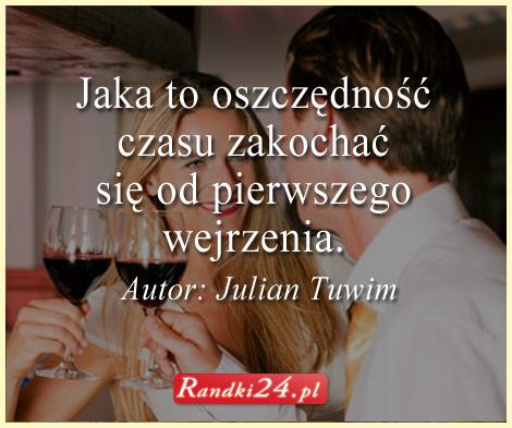 Cytat Juliana Tuwima