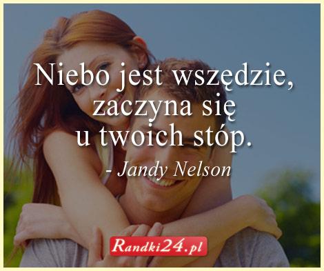 Cytat Jandy Nelson