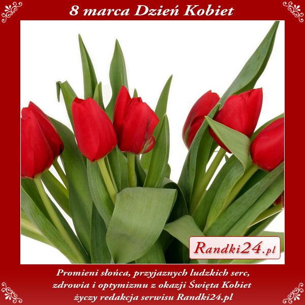Życzenia z okazji dnia kobiet - 8 marca 2015