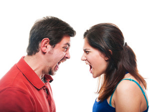 Mity o miłości: miłość i złość się wykluczają