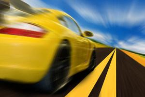 Randka z pasjonatem szybkich samochodów